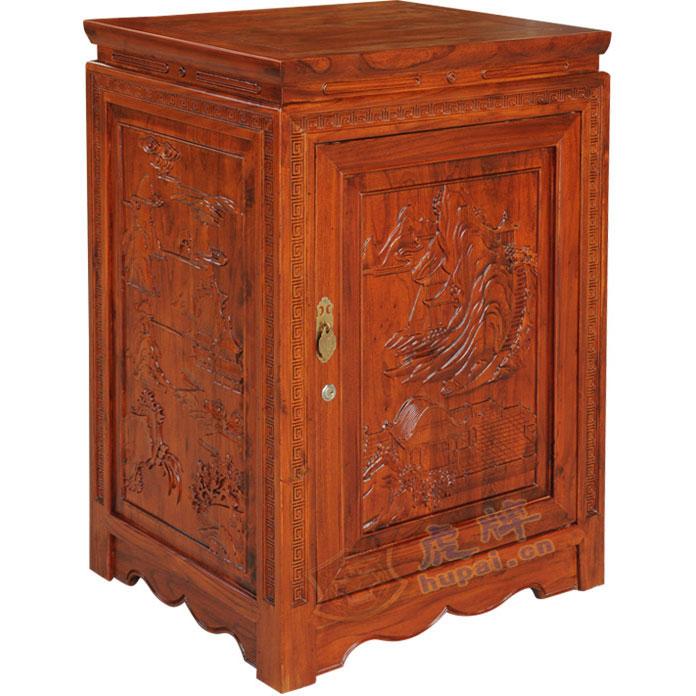 华体会体育官方下载83型老榆木床头柜,北京华体会体育官方下载83型老榆木床头柜
